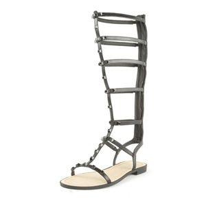 Rebecca Minkoff Giselle Studded Gladiator Sandals
